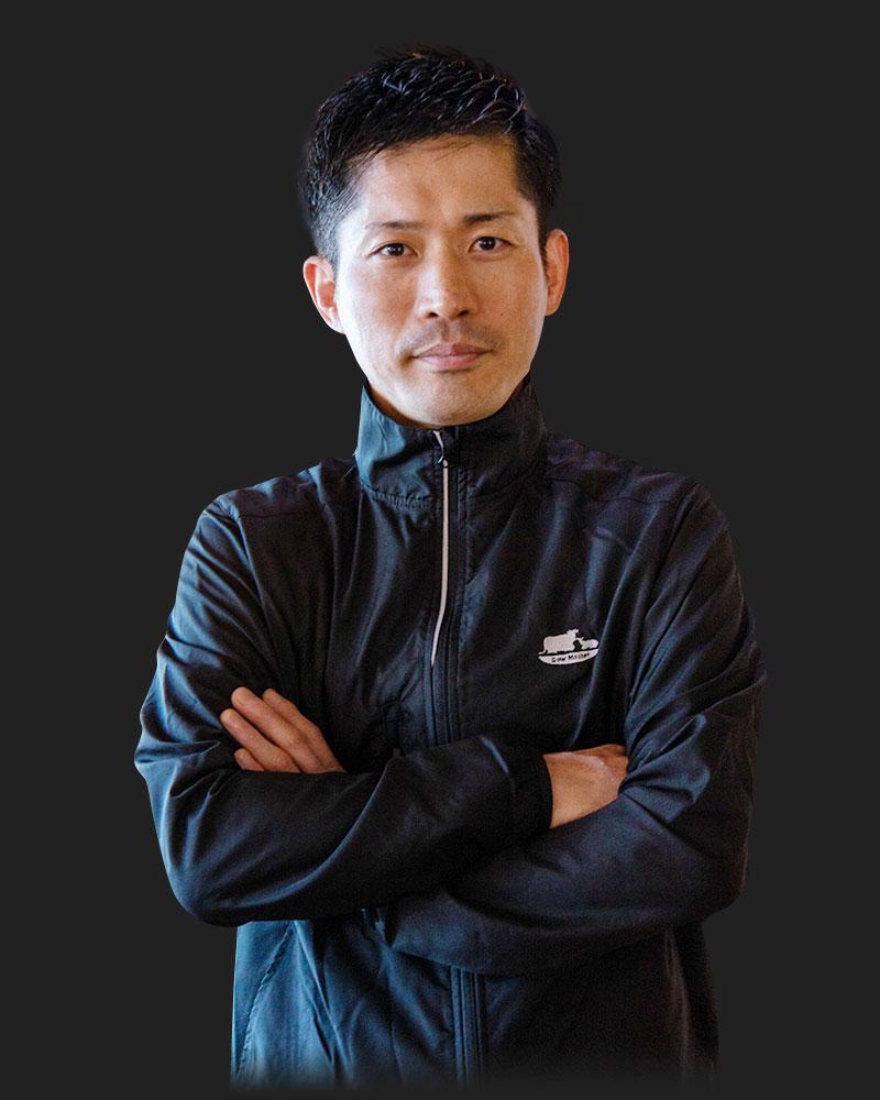 代表 小川康博の写真